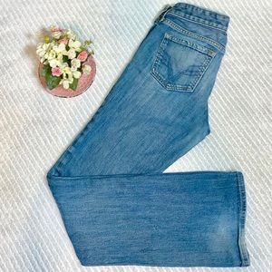 👖GAP PREMIUM BOOT CUT JEANS WASHED OUT SIZE 4👖